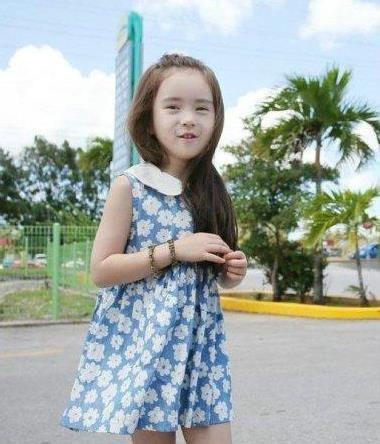 韩国可爱4岁小萌娃头像大全