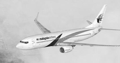 """科学 关于/MH370""""失联""""之谜"""