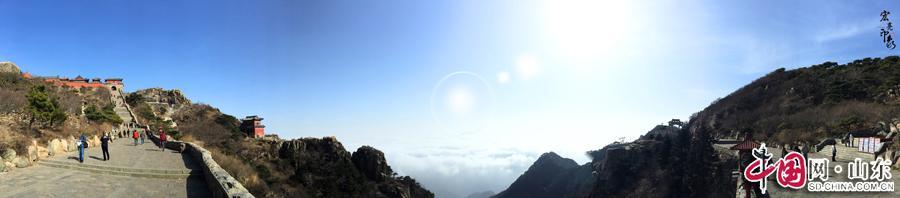 泰山微信头像图片大全风景