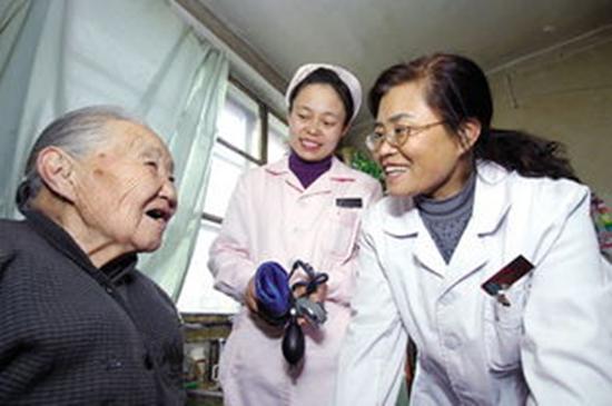 老年病更需全科医生(图)