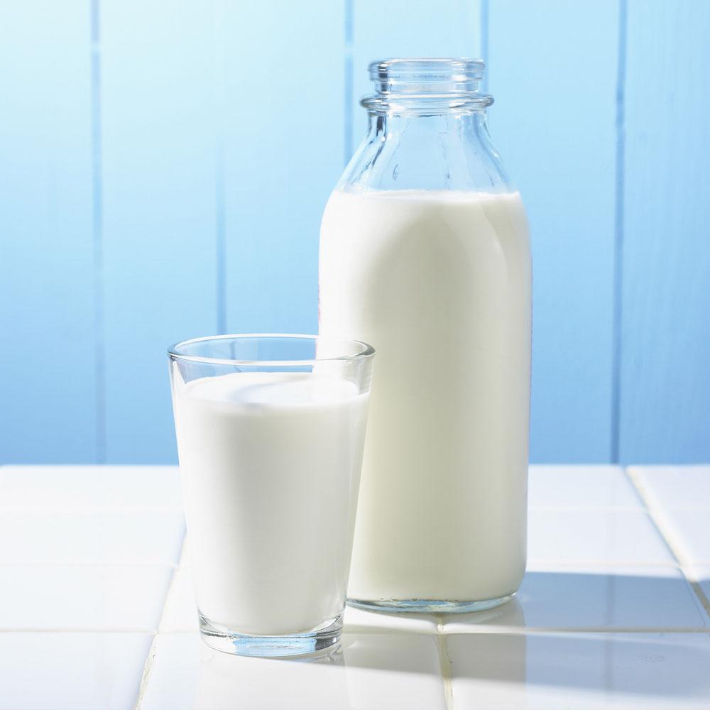 牛奶高营养 但不可当水喝(图)