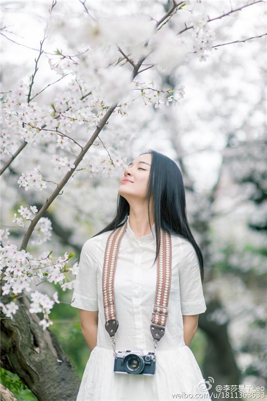 """武大新""""樱花女神""""校花李莎旻子海量私照曝光"""