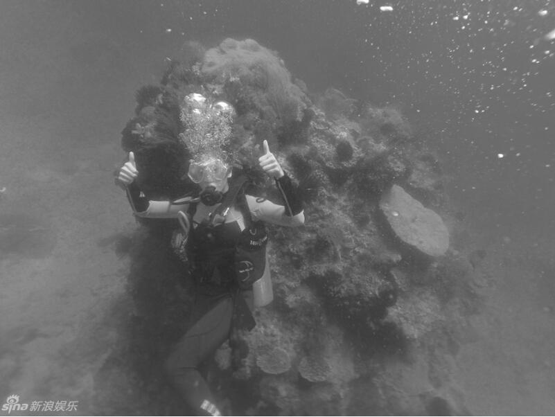 秒变深海美人鱼
