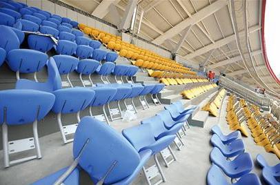 青岛世界休闲体育大会开幕倒计时100天(组图)