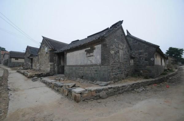 即墨栲栳村发现清末古建筑群 将列入遗产保护