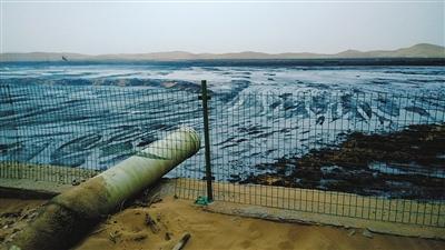 8家企业污染腾格里沙漠被诉 还需承担民事责任(图)