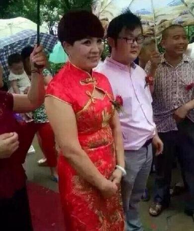 徐州90后小伙娶52岁新娘 年龄差再次输给了真爱