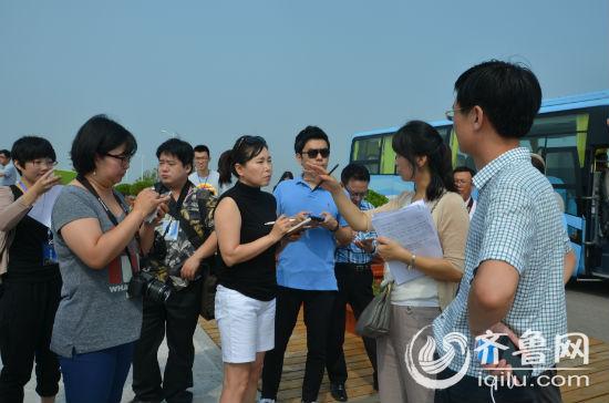中韩媒体看威海南海 两国专家记者开启跨国对话