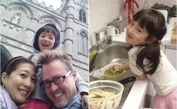 夏克立退出爸爸3 女儿绝美生活照首公开组图