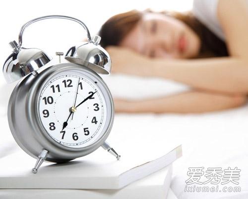 睡觉减肥法 搞定生物钟完美瘦身 - 中国网要闻