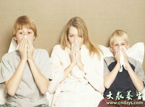 区分普通感冒与病毒性感冒-中国网要闻吃感冒风寒好快病毒性的什么药图片
