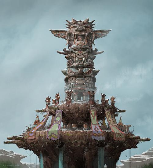 魔兽7.0地图:破碎群岛或将出现黑锋要塞
