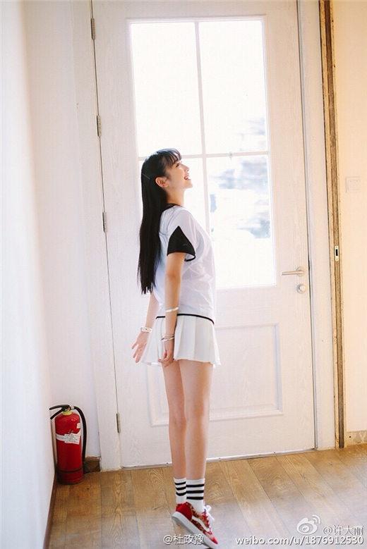 21岁南艺学霸女神许梦圆清纯古典作文读书被开始初中初中进的写刚图片