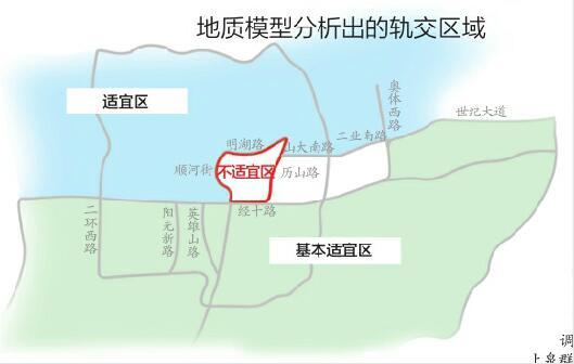 """济南首份地下世界""""查体报告"""" 泉城路等路段不宜建地铁(图)"""