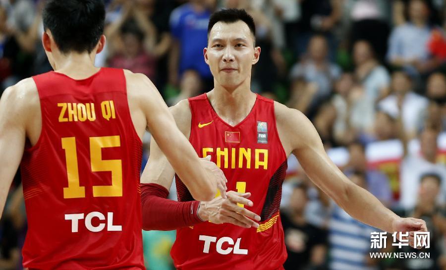 中国男篮逆转韩国 小比分赢韩国小组赛两连胜