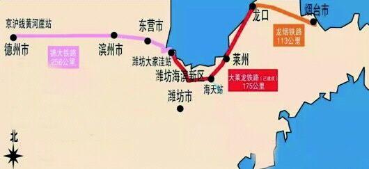 德大铁路今天开通 滨州市民可以在家门口乘火车了(组图)