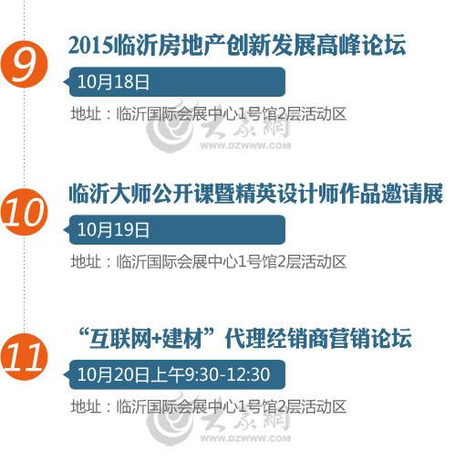 一张图就能看懂第六届中国(临沂)国际商贸物流博览会