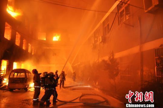 1-10月全国共发生火灾超28万起 老年人成最大弱势群体(图)