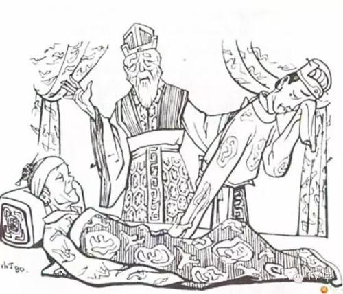 性交_下令男宠陪葬 公开描写性交姿式(组图)
