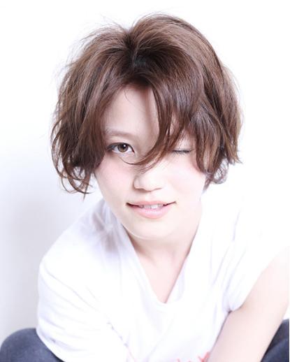 短发发型图片2015女 9款短发最流行