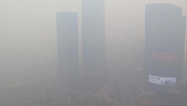 环保部通报11月空气质量最差十城 济南上榜(图)
