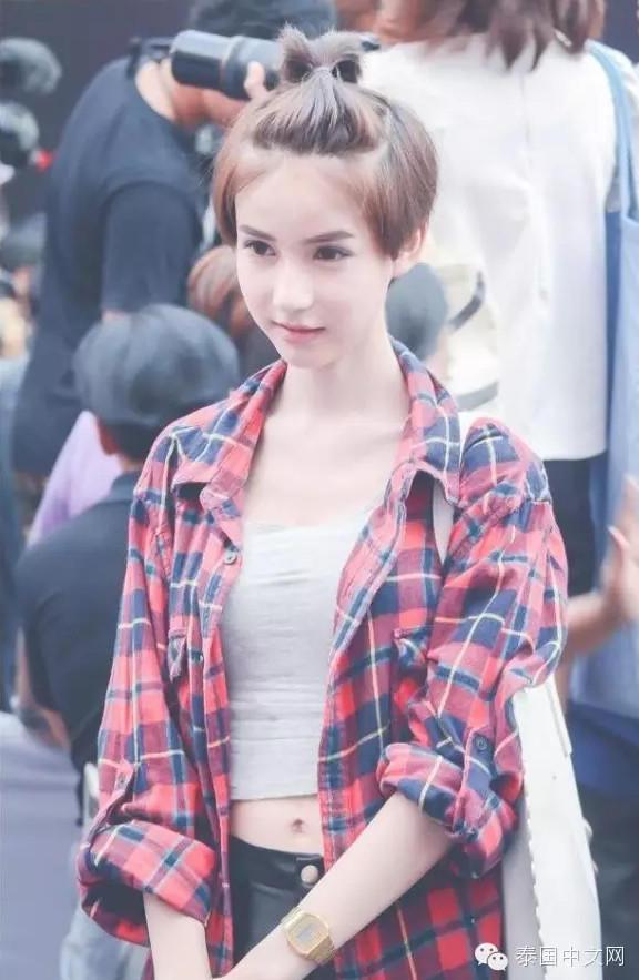 泰国最美人妖彻底净身 漂亮女人该有的她都有