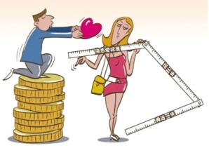 恋爱起步价多少才算靠谱? 女性认为理想伴侣最