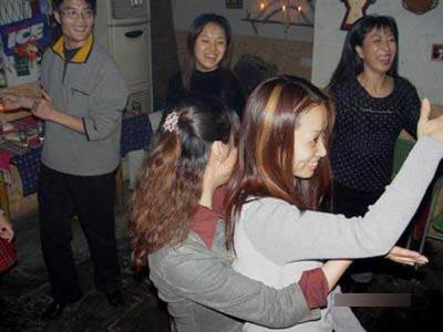 揭秘台湾最大地下换妻俱乐部