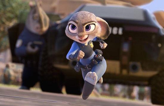 即将上映的《疯狂动物城》 可能是迪士尼捞金作