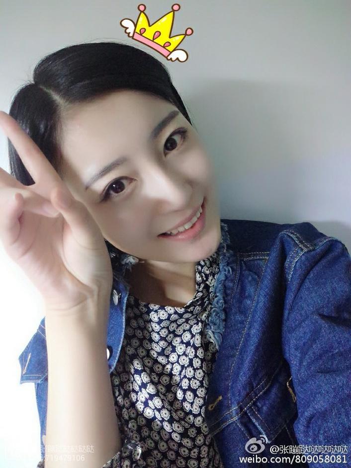 清新 公安大学/近日,来自中国人民公安大学的女生@张蹦跶哒哒哒哒在微博晒出...