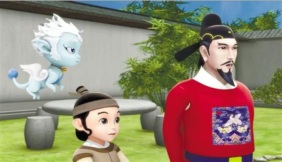 幼儿园动画片主题墙创意