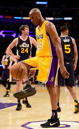 科比最后一站PK勇士冲击73胜 NBA球迷今天你看哪一场?(组图)