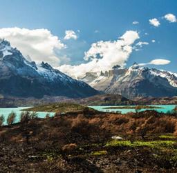 南美洲旅游:最险恶的绝境 却是最美丽的尽头(组图)