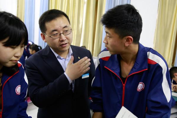 271教育集团北方六校人生规划课程创新展示课在潍坊实验中学举行
