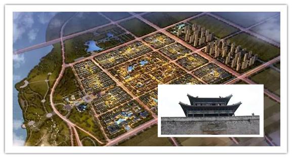 山东临沂投百亿开工重建沂州古城 规划图首次曝光
