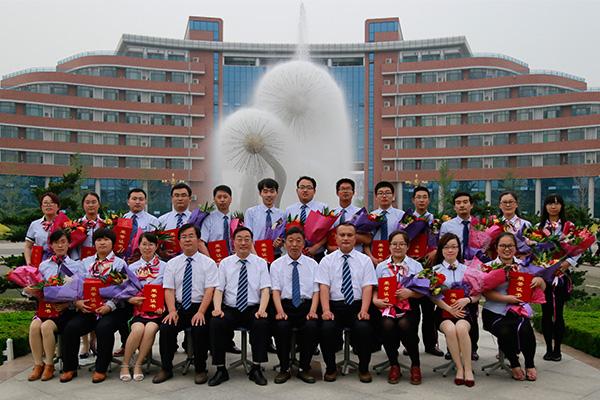 潍坊实验中学隆重举行第十届271课堂教学能