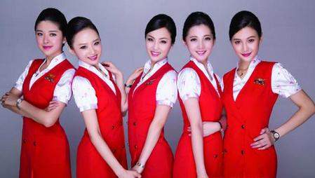 """深航空姐世界最美 刘苗苗评为""""世界十佳美丽空姐"""