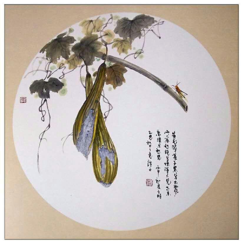 书画家谭白:诗书画印撰 信手绘人间