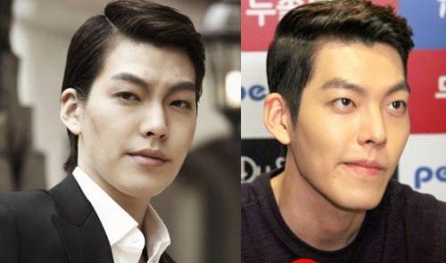 韩国男星卸妆后变脸 眼线就是生命!(组图)