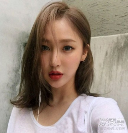 夏季女生发型汇总 15款甜美look怎么看都不够!