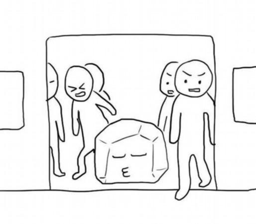 公交地铁上常见10种妖怪