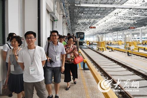 青岛地铁3号线南段9月空载试运行