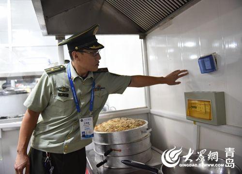 通讯员 王春华)自第26届青岛国际啤酒节黄岛会场开幕以来,会场安保