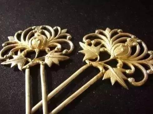 组图:云髻凤钗?中国古代女子发式及发饰赏析