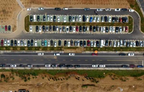 空中俯瞰山大青岛校区 如此高大上(图)