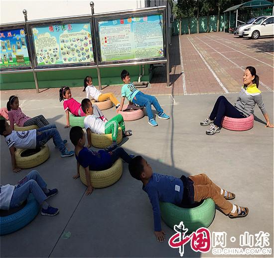 潍坊市奎文区直机关幼儿园教师张萍:做一个有爱心的老师(组图)