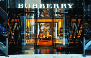 香港内地同期降价 Burberry自救之路难言坦途