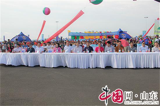中国青岛首届海洋温泉节盛大启幕 助推蓝色崛起打造全域旅游(组图)