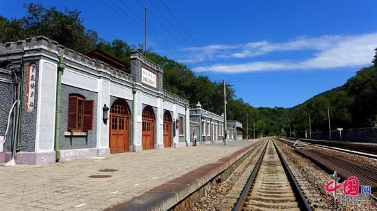 青龙桥火车站:保护最完整百年车站
