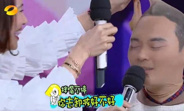 45岁袁咏仪素颜秒杀27岁angelababy